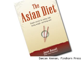 The Asian Diet Book Cover