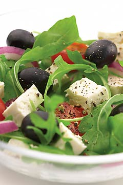Greek Salad - That's Fit