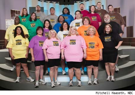 Biggest Loser Contestants
