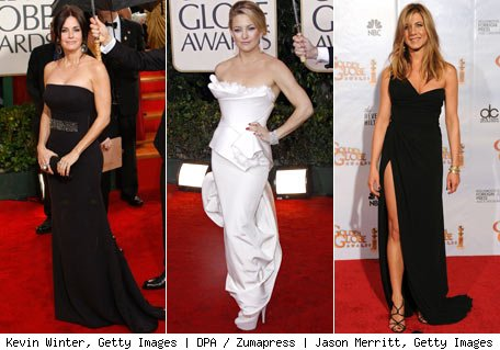 Courtney Cox, Kate Hudson, Jennifer Aniston
