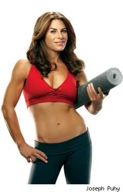 That S Fit Number One Hottest Tv Trainer And Co Host Of Biggest
