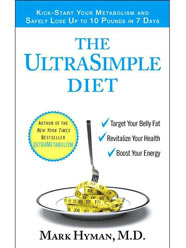 ultrasimple diet book