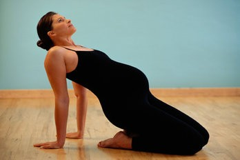 Would Pilates for pregnant women dvd love