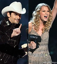CMT Award Winers