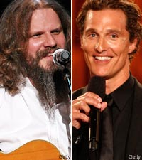 Jamey Johnson and Matthew McConaughey