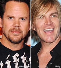 Gary Allan and Jack Ingram