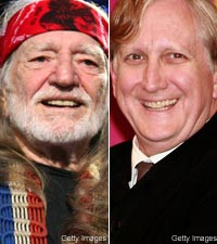 Willie Nelson, T-Bone Burnett