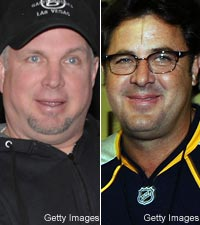 Garth Brooks, Vince Gill