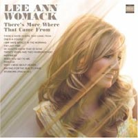 Lee Ann Womack, There's More Where That Came From