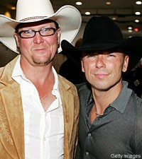 Tracey Lawrence, Kenny Chesney
