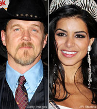 Trace Adkins, Miss USA