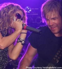 Heidi Newfield, Jack Ingram