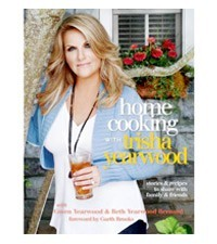Trisha Yearwood cookbook