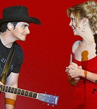 Brad Paisley &amp; Alison Krauss
