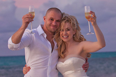 Kellie Pickler Wedding Gown