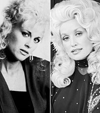 Lorrie Morgan, Dolly Parton