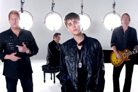 justin bieber that should be me music video with rascal flatts. Justin Bieber#39;s brand-new