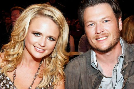 miranda lambert and blake shelton duet. Miranda Lambert and Blake