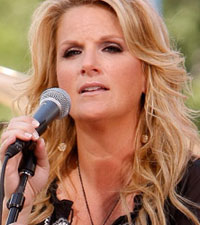 is trisha yearwood pregnant