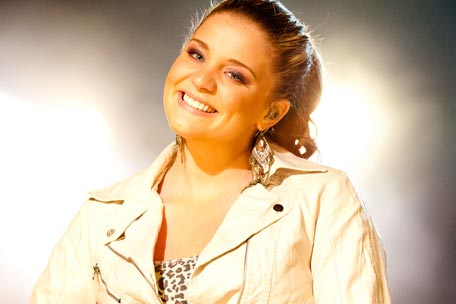 Lauren Alaina Behind the Sessions