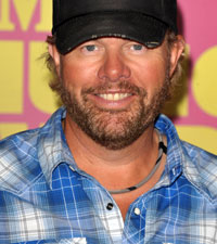 Toby Keith Hope on the Rocks video