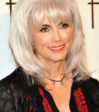 Emmylou Harris hit and run car accident investigation