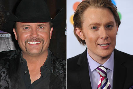 John Rich, Clay Aiken