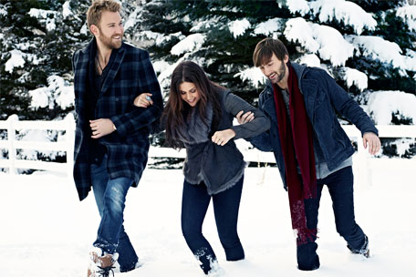 Lady Antebellum Holly Jolly Christmas Behind the Scenes