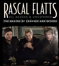 Rascal Flatts DVD