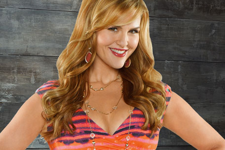 Sara Rue interview