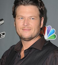 Sexiest Man Alive Blake Shelton