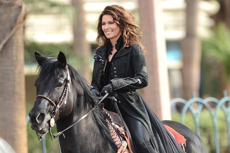 Shania Twain Vegas Residency