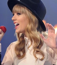 Taylor Swift X Factor