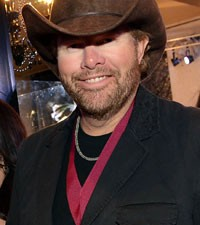 Toby Keith summer tour
