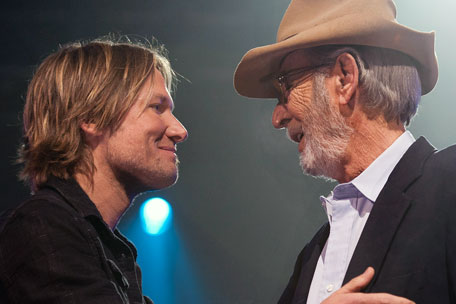 Don Williams Keith Urban Imagine That Video