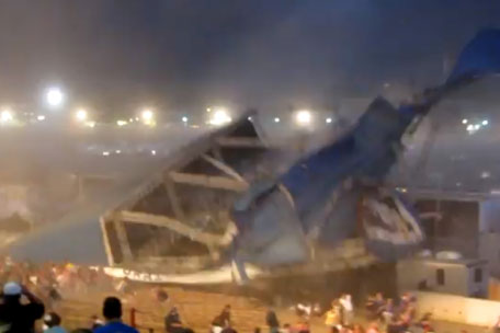Indiana Stage Collapse Victim