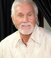 Kenny Rogers toy drive