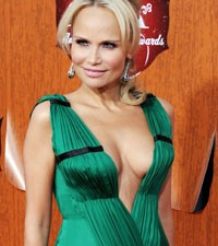 Kristin Chenoweth ACAs Dress