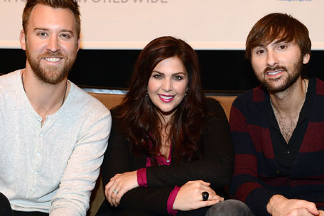Lady Antebellum charity LadyAID