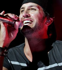 Luke Bryan BCS National Championship