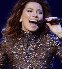 Shania Twain fundraiser