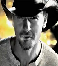 Tim McGraw One of Those Nights video