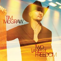 Tim McGraw Two Lanes of Freedom Track List