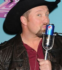X Factor Winner Tate Stevens