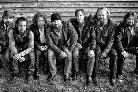 Zac Brown Band shows