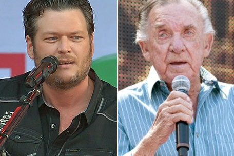 Blake Shelton Ray Price