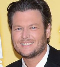 Blake Shelton Twitter New Years Resolution