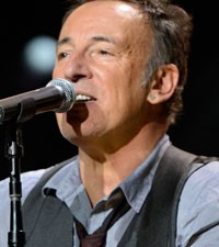 Bruce Springsteen MusiCares Person of the Year