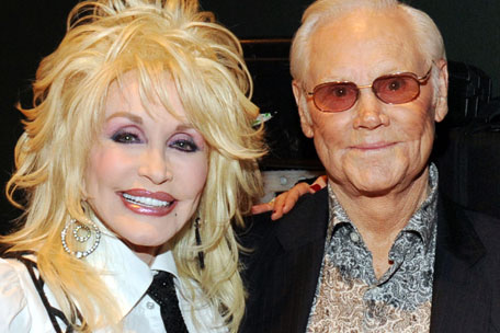 George Jones' last album Dolly Parton