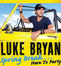 Luke Bryan Spring Break Here to Party